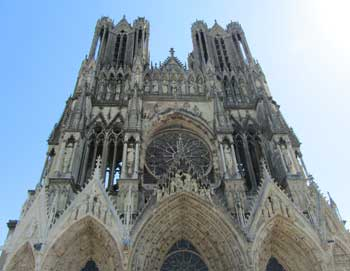 The Reims Cathedral