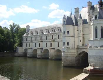 The Castle of Chenonceau